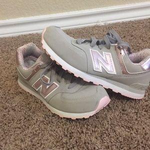 Brand new new balance girls shoes